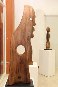 UABJO abre expo escultura y de foto 2