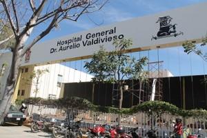 Dignifican el Hospital Civil de Oaxaca