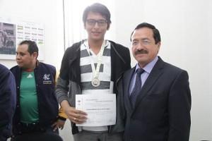 Oaxaca, medalla de plata en Olimpiada Nacional de Biología