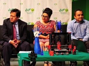 Desarrollará UTVCO robot humanoide 2