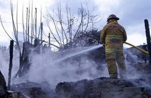 Piden Bomberos a prevenir incendios