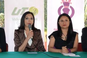 Encabeza UTVCO foro de mujeres emprendedoras