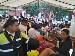 SSPO fomenta tradiciones oaxaqueñas