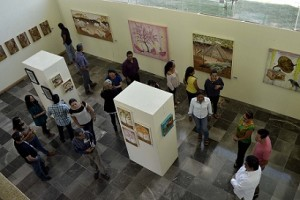 Inauguran exposición El tiempo tiene color 4