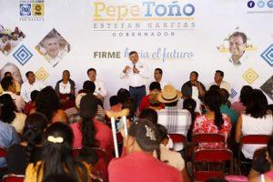 Presenta Pepe Toño iniciativa 3 de 3