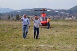 Rechaza gobierno preste helicóptero a Pepe Toño