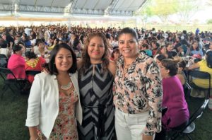 Celebra gobierno de Oaxaca a las madres 1