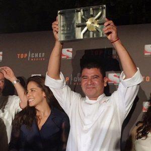 Gana chef oaxaqueño reality show Top Chef México 8