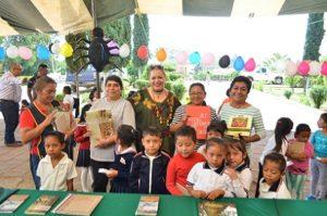 Fomentan la lectura en Cuilápam