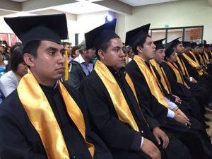 Dedican graduación al Filósofo de Güémez 3