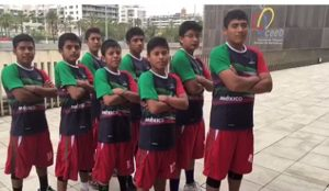 Niños triquis, campeones de la Copa Barcelona 2016 3