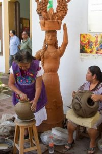 Se llevará a cabo el Encuentro Artesanal Guelaguetza 2016 2