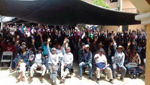Avanzan en distensión del conflicto en Quiahije