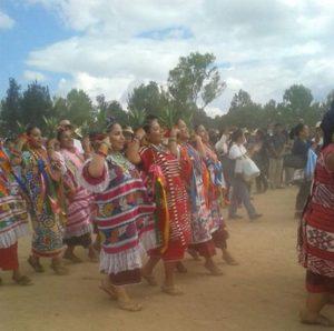 Guelaguetza en Nochixtlán, pueblo de la resistencia
