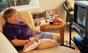 Niños obesos, por comida chatarra