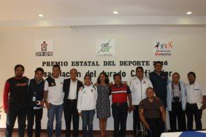 integran-jurado-del-premio-estatal-del-deporte-2016