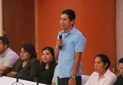 Consejo priorizará obras urgentes en Xoxo