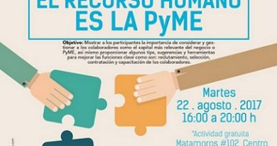 Invitan a curso sobre Recursos Humanos