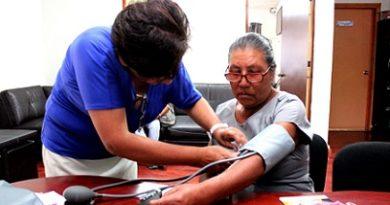 Servicios de salud a mujeres capitalinas