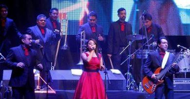 Abren 2º concierto de Ángeles Azules en Oaxaca