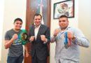La capital respalda Campeonato Estatal de Boxeo Abierto
