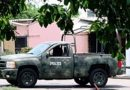 Célula criminal ataca a militares