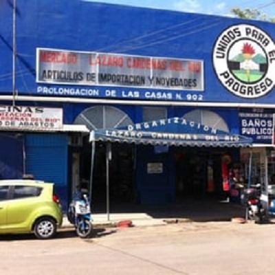 Mercado de fayuca abrirá sólo media semana