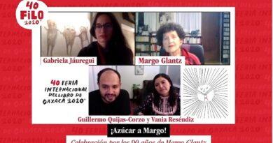 ¡Azúcar a Margo!… celebrando a Margo Glantz