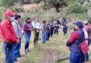 Sin incidentes trabajos topográficos en Yosonotú y Monteverde